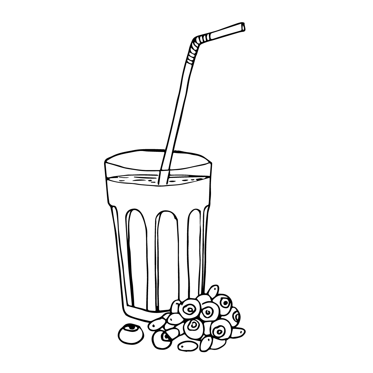 Shake Illustration