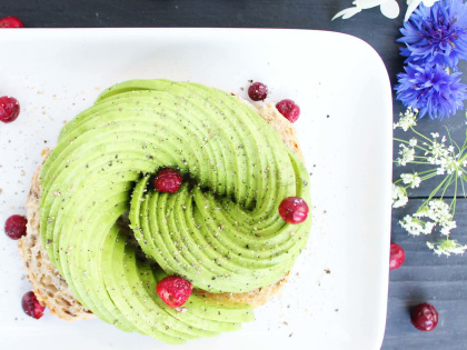 Avocado Rose – So geht´s!