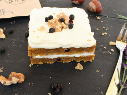 Carrot Cake Light Rezept