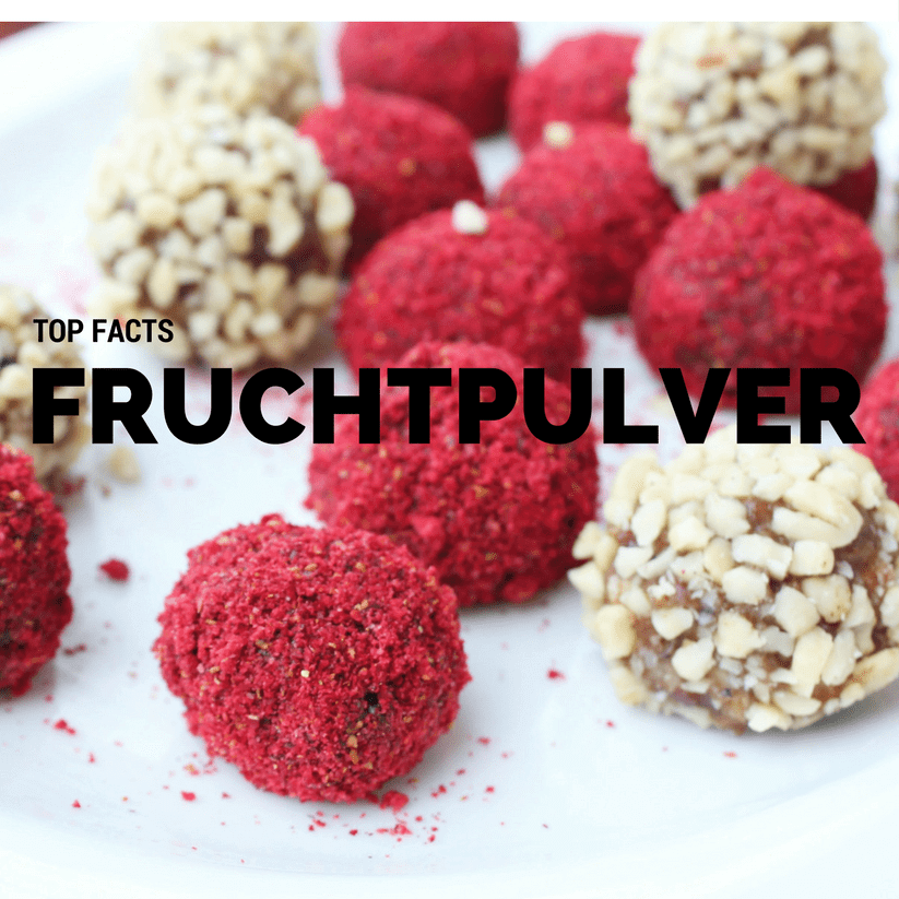 Top facts - Fruchtpulver