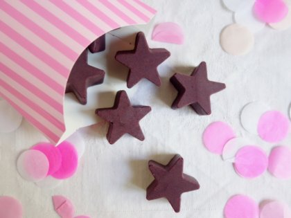 Bilberry chocolates